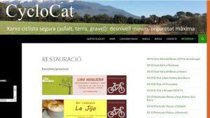Imatge Exemple logo pagina de serveis Cyclocat Restauració
