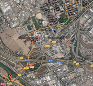 Escapa de Barcelona a El Prat2