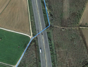 ruta en bici AP7