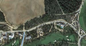 ruta en bici PGA Sils
