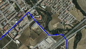 els monjos ruta bici
