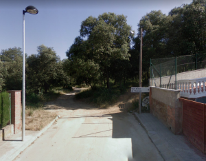 Entrada bascula ruta bici