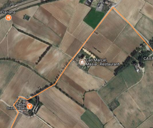 Oriol Rosell ruta bici