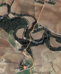 Riera marmellar ruta bici