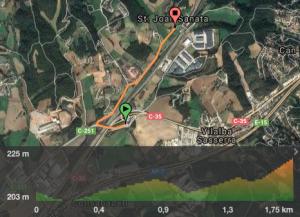 mapa serradora sanata