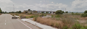 pont AP7 Reus bici