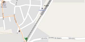 mapa estacio camallera