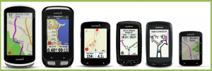 gama garmin edge