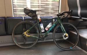Matrei Steinach en tren