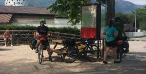 bikepackers californians cyclocat
