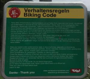 normes ciclistes