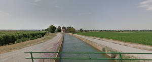 canal urgell gravel
