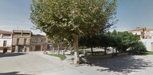 plaça major castellnou de seana