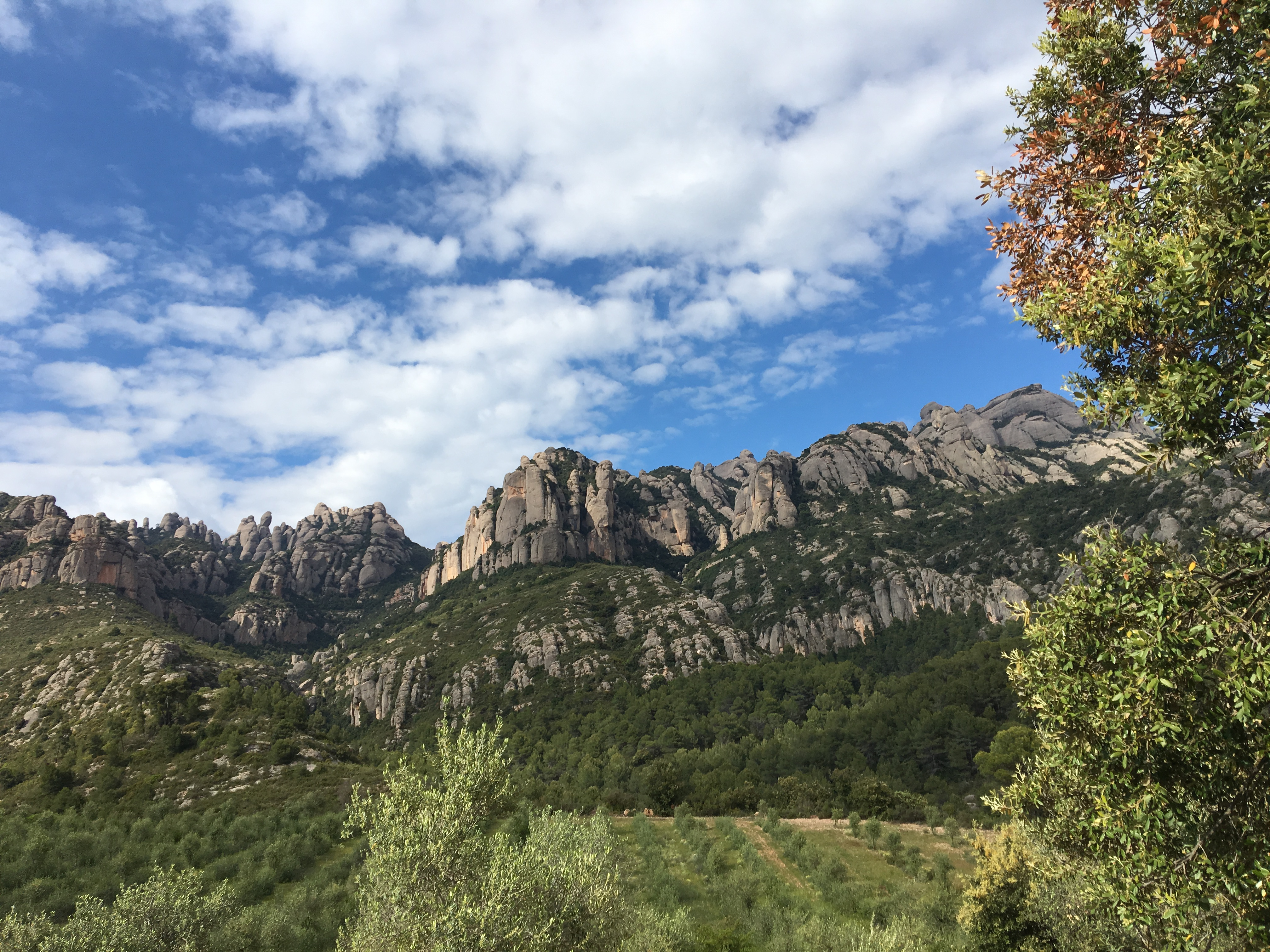 Montserrat gravel